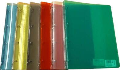 desky 4kr.plast TIM A4 P+P modré(8595096721479)