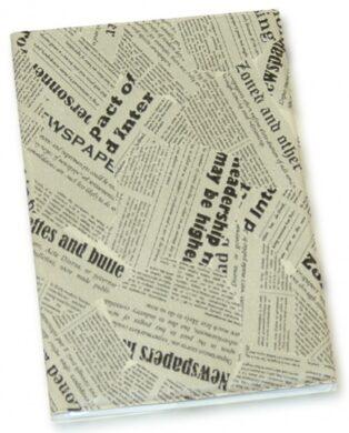 obal na doklady obyčejný noviny mix 6-108(8595096761086)