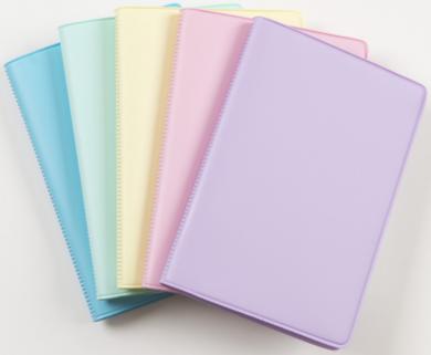 obal na věrnostní karty Pasteliny mix 6-158(8595096766791)