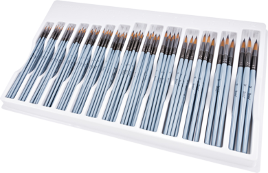 štětec BR Art synt.kulatý set 144ks mix BR-862(8681861000310)