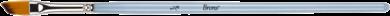 štětec BR Art synt.plochý seříznutý 1/4  6mm BR-2080(8681861002505)