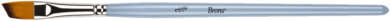 štětec BR Art synt.plochý seříznutý  3/8 10mm BR-2081(8681861002512)