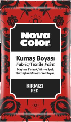 barva na textil prášková červená 12g NC-901(8681861005186)