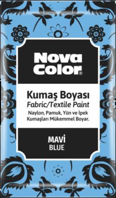 barva na textil prášková modrá světlá 12g NC-902(8681861005193)