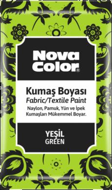 barva na textil prášková zelená 12g NC-903(8681861005209)