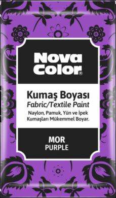 barva na textil prášková fialová 12g NC-907(8681861005247)
