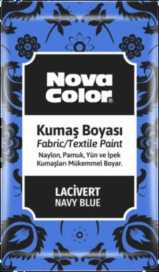 barva na textil prášková modrá 12g NC-909(8681861005261)