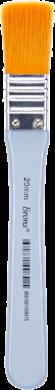 štětec BR plochý syntetický 20mm BR-2170(8681861008415)