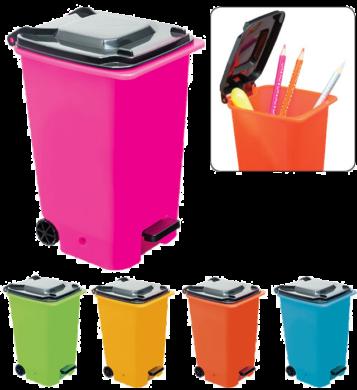 stojánek na tužky popelnice 120-1929(8690857017607)