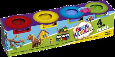 model.hmota NC-4102 Play Dough 4x65g(8697405224685)