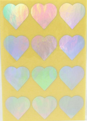 a samol.STC-306 srdce metal stříbrné 31 x 31 60ks(8698806752661)