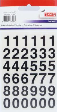 a samol.čísla STC-417 10x15 72ks(8698807761365)