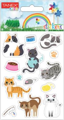 a samol.STC-10011 kočka mix 28ks(8698807817840)