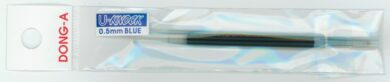 náplň U - knock 0,5 modrá(8802203003688)