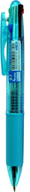 kuličkové pero  4 bar. Any ball modrá(8802203016701)