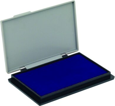 razítkovací poduška No.2 modrá napuštěná 140-1023(8850508033268)