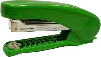 sešívačka Raion HDZ-45 zelená 30l 24/6(8901238100505)