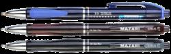kuličkové pero Solid. - Sirius mix 0,7 mm M-5757 oil gel-PRODEJ POUZE PO BALENÍ
