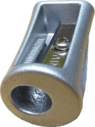 ořezávátko Y SA1104 met.na 1 tužku trojhranné-PRODEJ POUZE PO BALENÍ