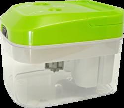 ořezávátko stolní elektrické NEW-ořezávátko na 4 x 1,5 V baterie AA nebo adaptér 6V