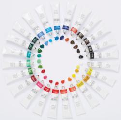 barvy akrylové DOA 551001 24ks 12ml(5038041053506)