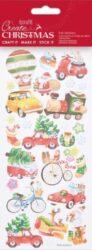 DO samolepky PMA 828915 vánoční Gift Delivery