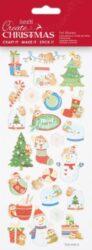 DO samolepky PMA 828918 vánoční Christmas Sloths