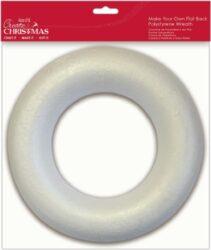 polystyren W PMA 827919 věnec 22cm