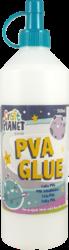 DO lepidlo CPT 30500 PVA 0,5l-Vhodné i na decoupage. PVA lepidlo na bázi polyvinyl acetátu. Lepidlo je hustší než běžná lepidla na papír a papír se tedy nedeformuje vlivem vlhkosti tolik jako u jiných lepidel. Stačí nanést velmi tenkou vrstvu a výborně drží a rychle schne. Po zaschnutí je průhledné a mírně elastické.