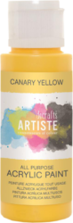 DO barva akrylová DOA 763202 59ml Canary Yellow-akrylová barva ARTISTE základní