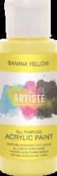DO barva akrylová DOA 763204 59ml Banana Yellow-akrylová barva ARTISTE základní