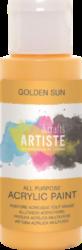 DO barva akrylová DOA 763206 59ml Golden Sun-akrylová barva ARTISTE základní