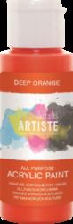 DO barva akrylová DOA 763209 59ml Deep Orange-akrylová barva ARTISTE základní