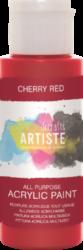 DO barva akrylová DOA 763211 59ml Cherry Red-akrylová barva ARTISTE základní