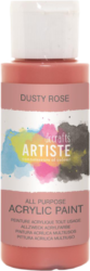 DO barva akrylová DOA 763217 59ml Dusty Rose-akrylová barva ARTISTE základní