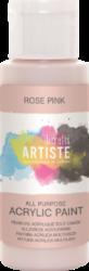 DO barva akrylová DOA 763221 59ml Rose Pink-akrylová barva ARTISTE základní