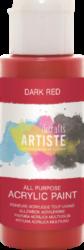 DO barva akrylová DOA 763212 59ml Dark Red-akrylová barva ARTISTE základní