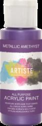 DO barva akryl. DOA 763108 59ml Metallic Amethyst-akrylová barva ARTISTE metalická