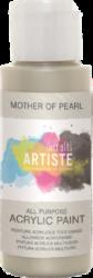 DO barva akryl. DOA 763002 59ml Mother Of Pearl-akrylová barva ARTISTE perleťová