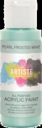 DO barva akryl. DOA 763004 59ml Pearl Frosted Mint-akrylová barva ARTISTE perleťová
