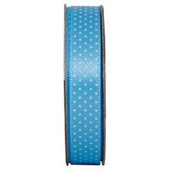 žDO stuha ANT 378408 3m tečkovaná SOOTHING BLUE
