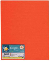 žDO filc CPT 7009 Orange-PRODEJ POUZE PO BALENÍ