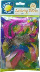žDO peří CPT 6541103 exotic 7g mix barev