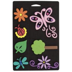 DO razítka pěnová CPT 6661104 FLOWERS & BUGS*