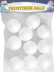 polystyren W koule CPT 827903 4,5cm - 10ks