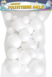 polystyren W koule CPT 827905 mix 40ks