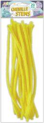 DO drát plyšový CPT 660005 300mm 20ks žlutý