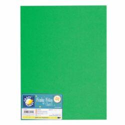 pěnová guma  CPT 80252 B4 2mm zelená