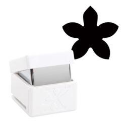 DO výsekový strojek XCU 261710 Petal 1,7-pro papir a karton do 300g pro pěnovou gumu do tloušťky 1mm
