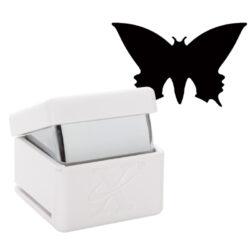 DO výsekový strojek XCU 261808 Pointed Butterfly  2,6-pro papir a karton do 300g pro pěnovou gumu do tloušťky 1mm